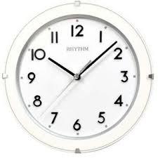 Rhythm Wall Clock - CMG124NR03