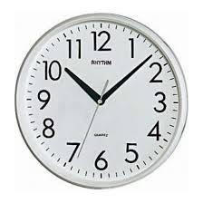 Rhythm Wall Clock - CMG716NR03