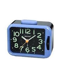 Rhythm Alarm Clock - CRA839WR04