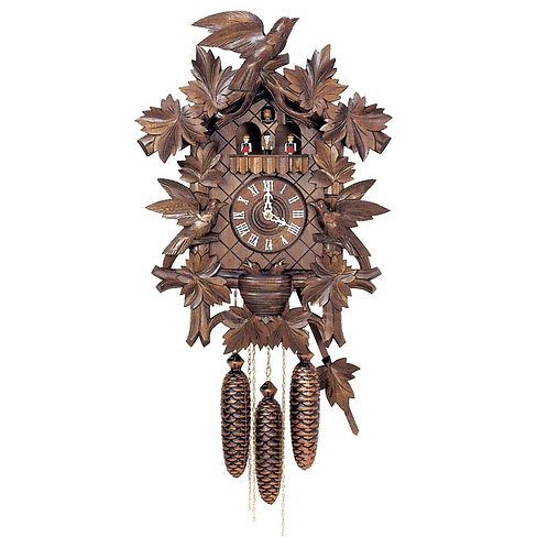 Hubert Herr Cuckoo Clock - HH187/8-RM-WR