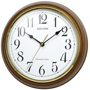 Rhythm Wall Clock - CMH759NR06