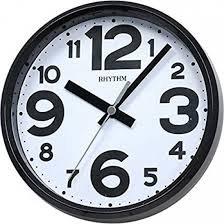 Rhythm Wall Clock - CMG890GR02