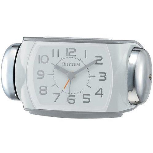 Rhythm Alarm Clock - 8RA636WR03