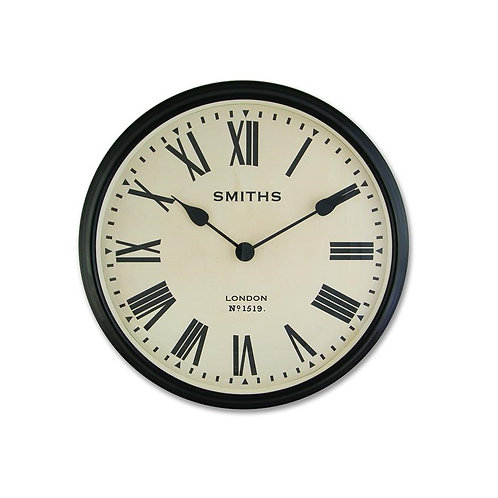 SMITHS CLASSIC WALL CLOCK - PL4025