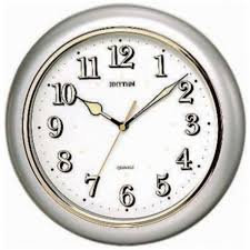 Rhythm Wall Clock - CMG710NR19