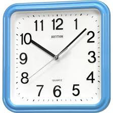 Rhythm Wall Clock - CMG450NR04