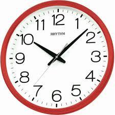 Rhythm Wall Clock - CMG494NR01