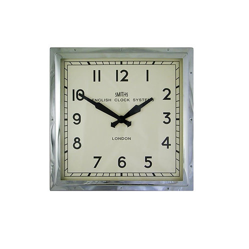 SMITHS CLASSIC WALL CLOCK - PL4027