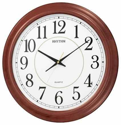 Rhythm Wall Clock - CMG982NR06