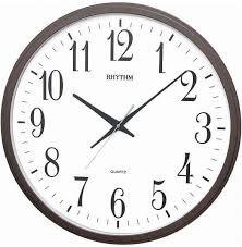 Rhythm Wall Clock - CMG430NR06