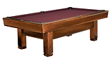 Bridgeport Billiards Table Chestnut.png