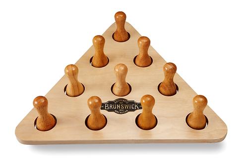 Shuffle Board Bowling Pin Set