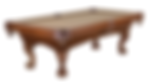 Allenton Billiards Table Chestnut Ball a