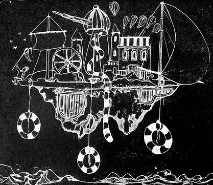 Gravure aquateinte Amsdurst