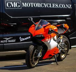 Ducati Superleggera 1199,