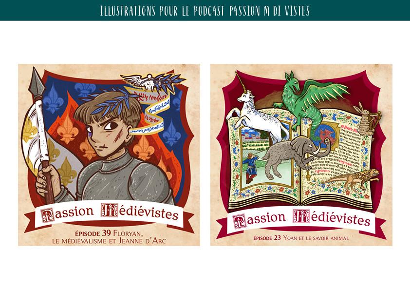 Passion Médiévistes 1