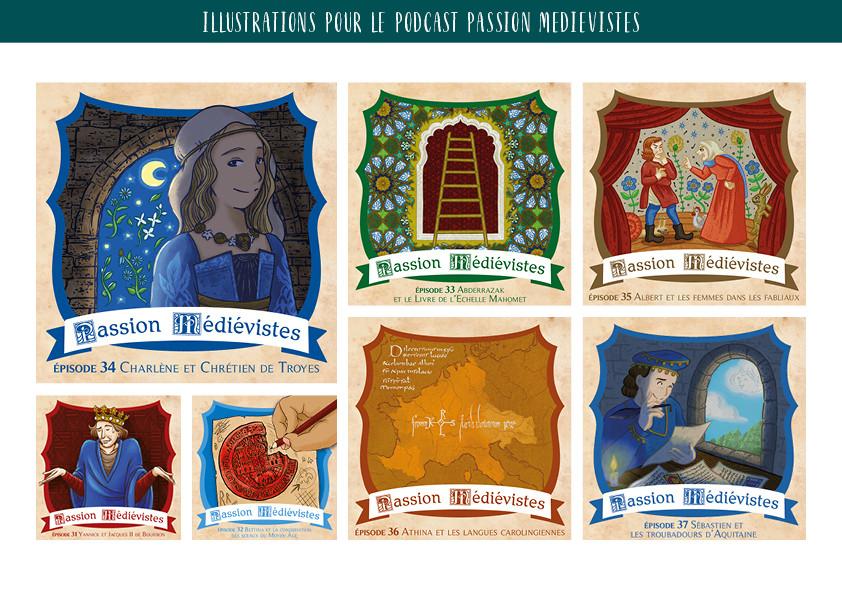 Passion Médiévistes 2