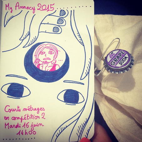 Annecy 2015 ! mardi