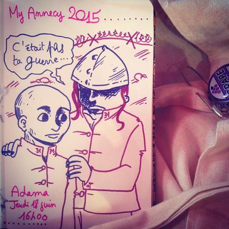 Annecy 2015 ! jeudi