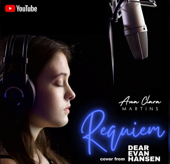 Requiem - Dear Evan Hansel Cover