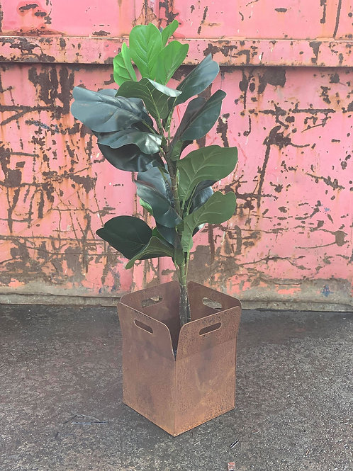 Take Away Container Plant Holder