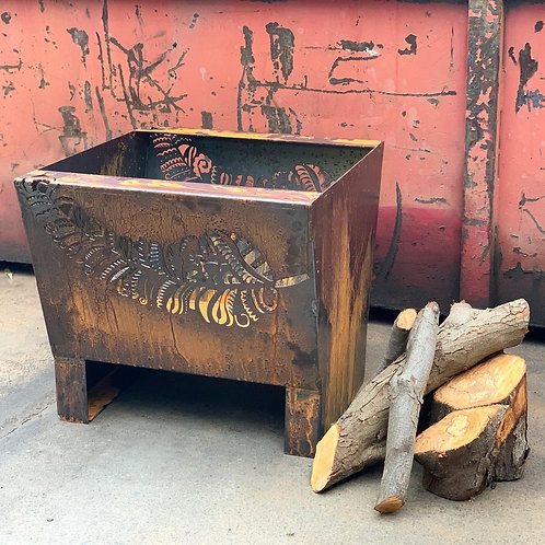 Feather Fire Pit