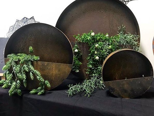 Plant Holder Set - Full Circle