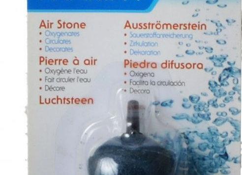 """Marina Aqua Fizzz 1-3/16"""" Diameter Round Aquarium Air Stone - 1 pack"""