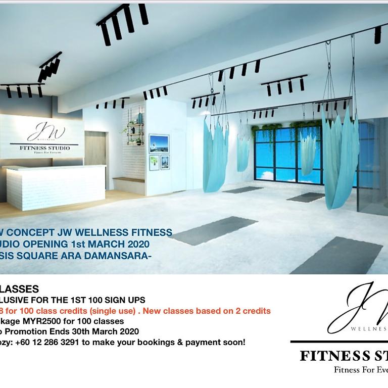 NEW STUDIO OFFICIAL GRAND OPENING! A-6-7  Blk Capital 1 Oasis Square  No.2, Jalan PJU 1A/7A Oasis Damansara  PJ
