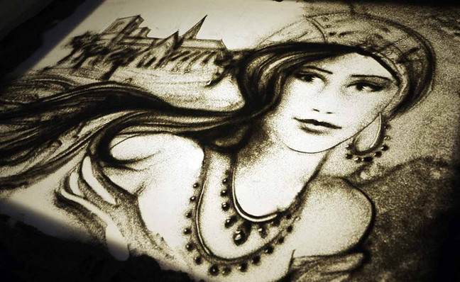 Sand Art di Simona Gandola - Recensioni