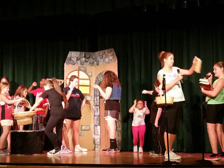 How do you find a great musical theater program for children in Las Vegas?