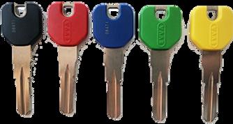 Ключи для личины EVVA ICS Vario