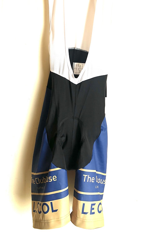The Clubhouse x Le Col Bib Shorts