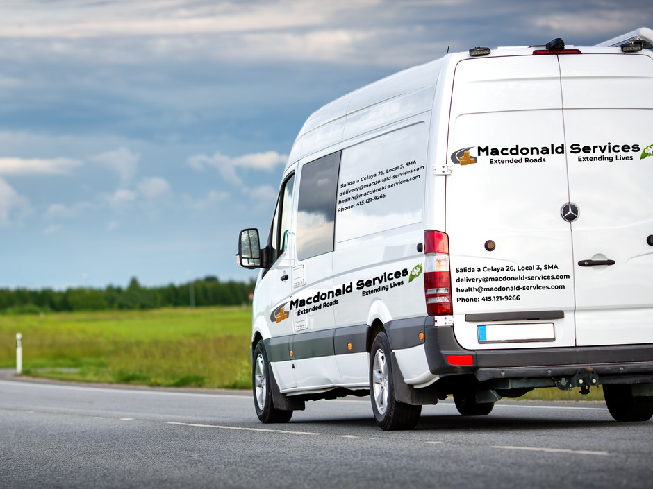 Extended Roads – Delivery Services