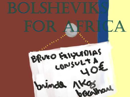 Bolcheviques para África