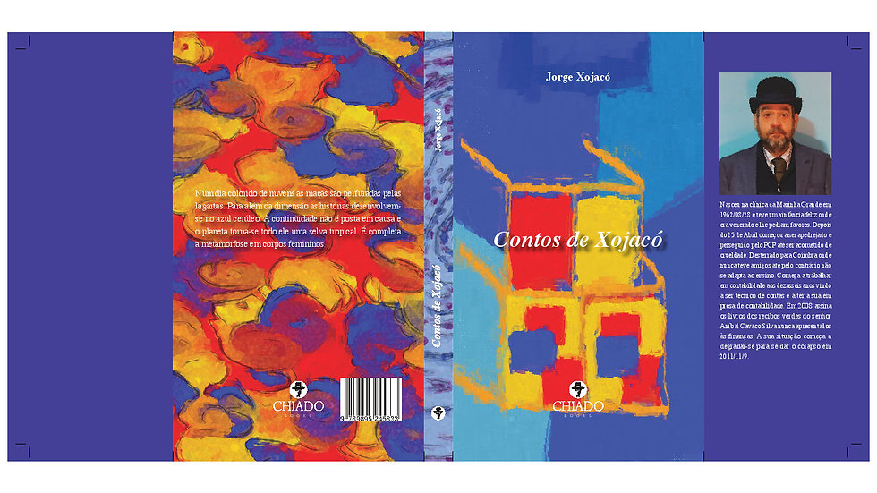 Contos de Xojacó pdf