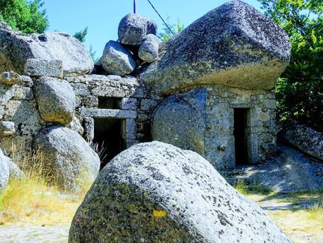 Pedras da saúde. Health stones.