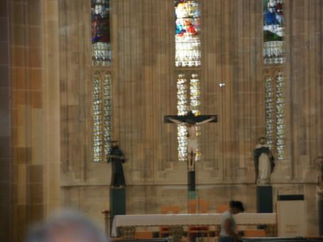 Neste templo jurei a emenda de 1971