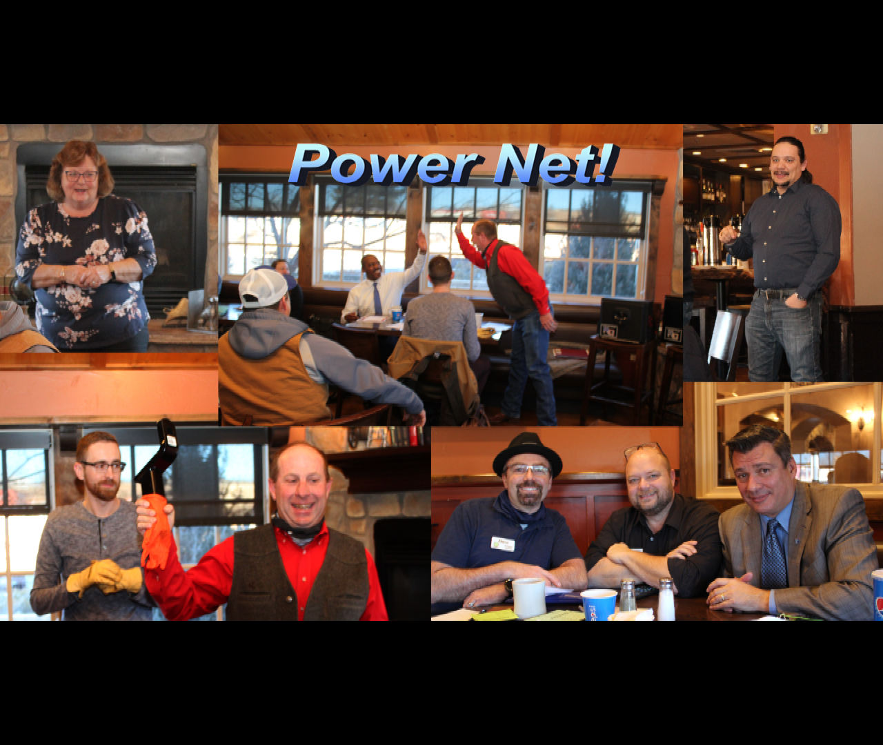 Power Net! - Business Networking - B Ver