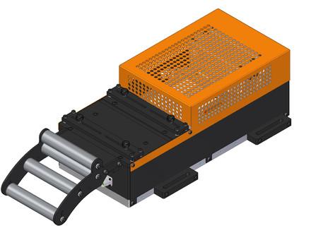 Elektronischer Zangenvorschub BMZ 120-180 Lmit 390N Zugkraft