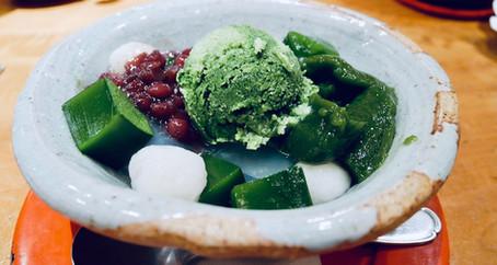 【茶香房 長竹】抹茶パフェを生み出したお店