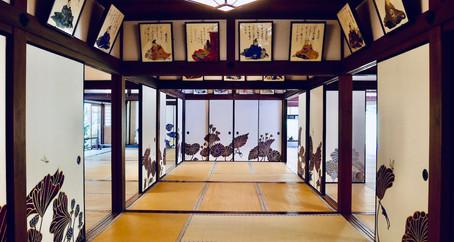【青蓮院門跡】フォトジェニックな現代アート襖絵