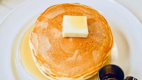 【スマート珈琲店】老舗の喫茶店が作るホットケーキ