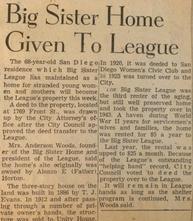 Big Sister Article