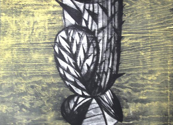 Roberto Turnbull - Vasija cactus