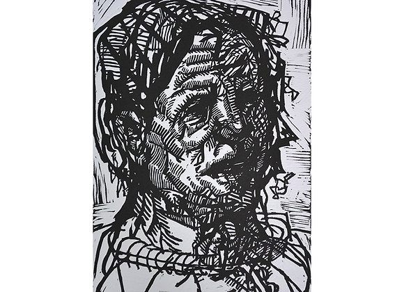 Iván Gardea - Retratos Imaginarios VIII