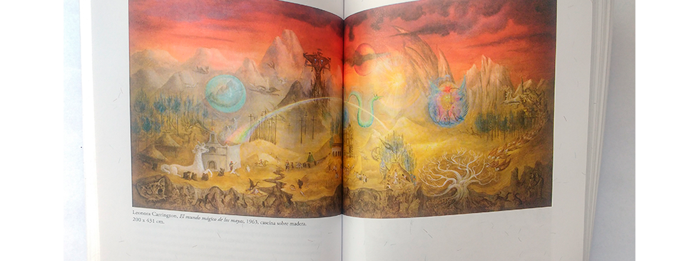 El mundo mágico de los Mayas