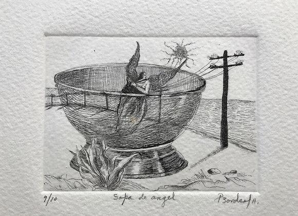 Pilar Bordes - Sopa de Ángel