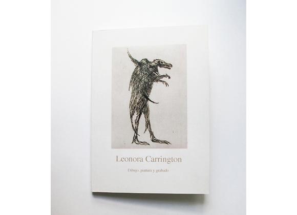 Leonora Carrington - Dibujo, pintura y grabado