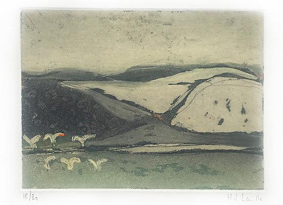 Joy Laville - Paisaje a la Poupé